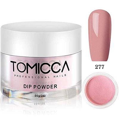 Picture of Tomicca Dip Powder, Cradle Pink Colors, 2 oz, 56g,