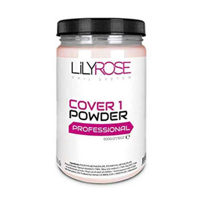 Picture of LILYROSE Acrylic Powder Colored Nail Manicure Powders