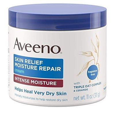 Picture of Aveeno Skin Relief Intense Moisture Repair Cream