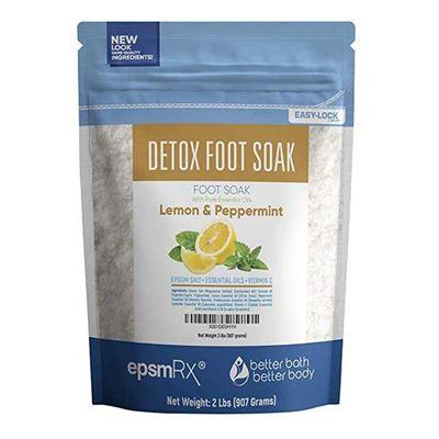 Picture of Detox Foot Soak 32oz