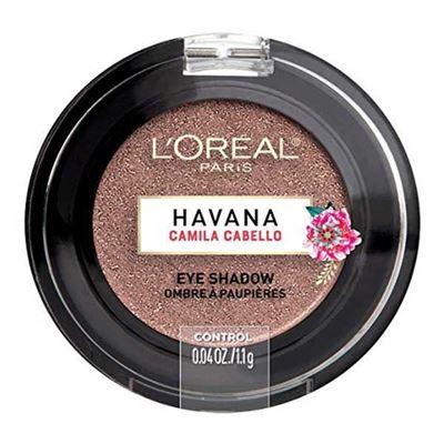 Picture of L'Oreal Paris Cosmetics X Camila Cabello Havana Eye Shadow, Control, 0.04 Ounce