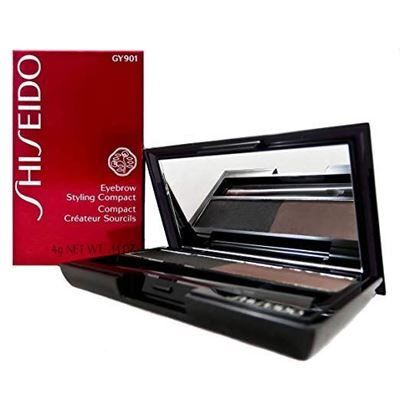 Picture of Shiseido Eyebrow Styling Compact for Women, No. GY901 Deep Brown