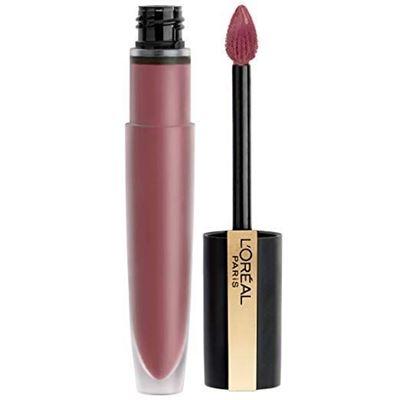 Picture of L'Oréal Paris Makeup Rouge Signature, Lasting Matte Lip Stain, Ultra Lightweight