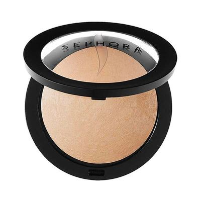 Picture of Sephora Collection Microsmooth Baked Foundation Face Powder Color 30 Medium Sand