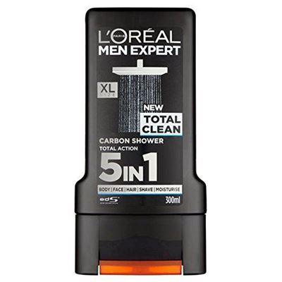 Picture of L'Oreal Paris Men Expert Total Clean Shower Gel 300ml