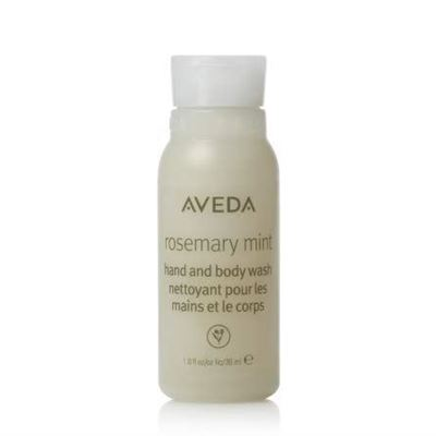 Picture of Aveda Rosemary Mint Hand & Body Wash.
